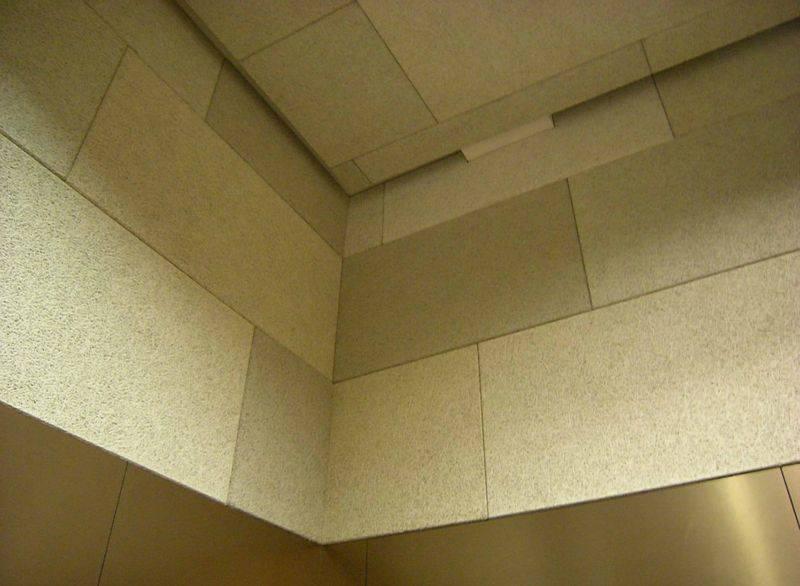 Натяжные потолки с шумоизоляцией, свойства звукоизоляционных материалов, отзывы