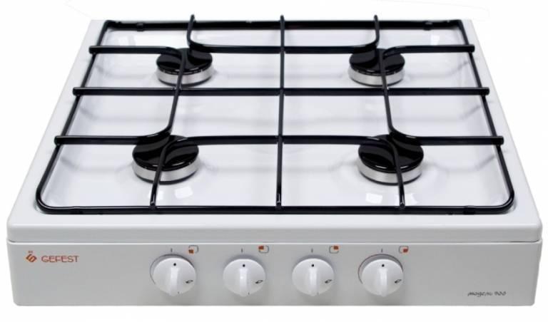Газовая плита для дачи под баллон: разновидности и правила подключения