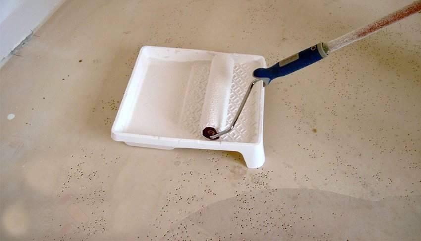 Как и чем правильно покрасить штукатурку