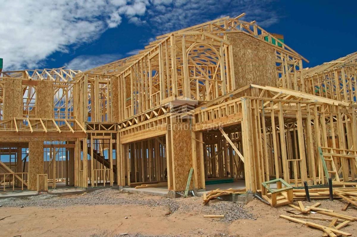 Строительство частного загородного дома своими руками