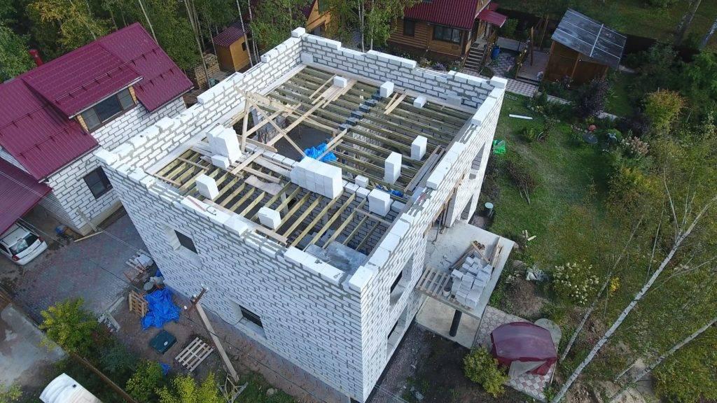 Отзывы владельцев о строительстве из пеноблоков