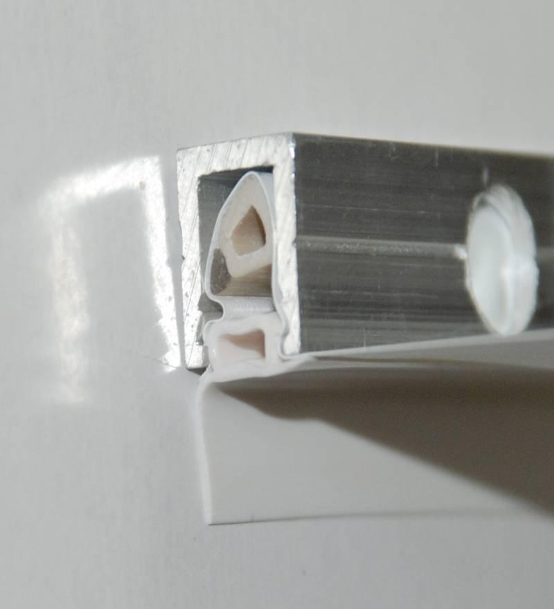 Комплектующие для натяжных потолков: виды (11 фото)