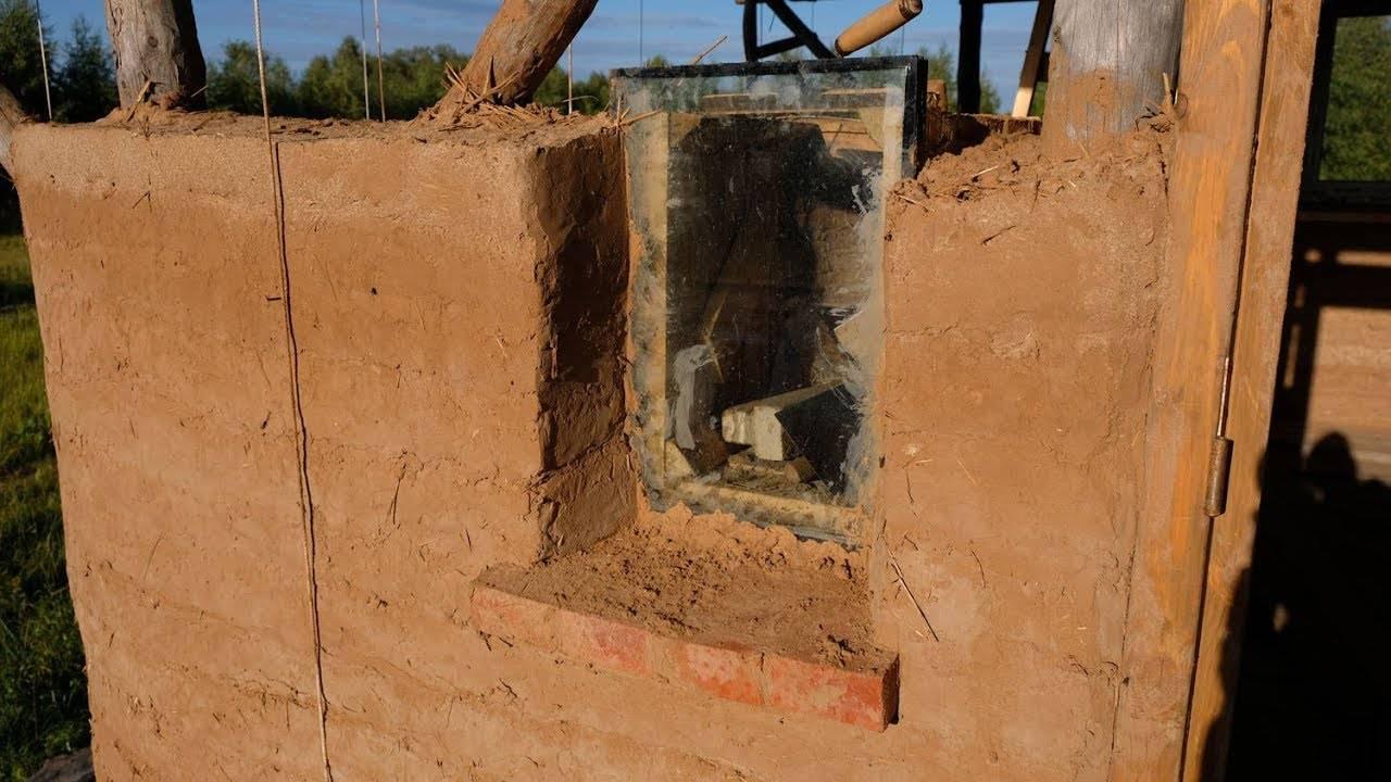 Саманный дом своими руками - инструкция по строительству!