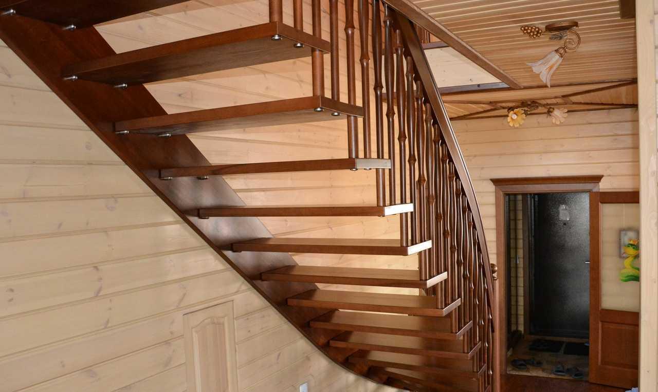 Как сделать лестницу на 2 этаж   руки не крюки