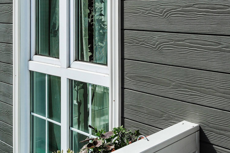 Керамический сайдинг – прочная и надежная облицовка фасада