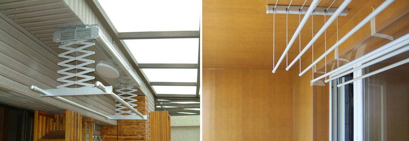 Сушилка для белья «лиана» (59 фото): потолочные и настенные вешалки для сушки, модели в ванную или на балкон, как правильно установить