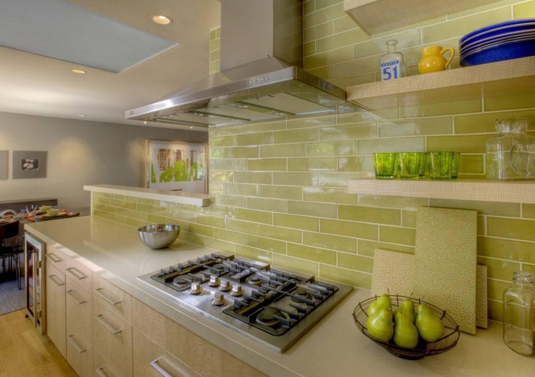 8 идей для отделки стен на кухне