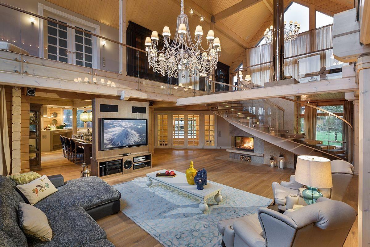 Красивый дом: лучшие современные проекты на 50 фото