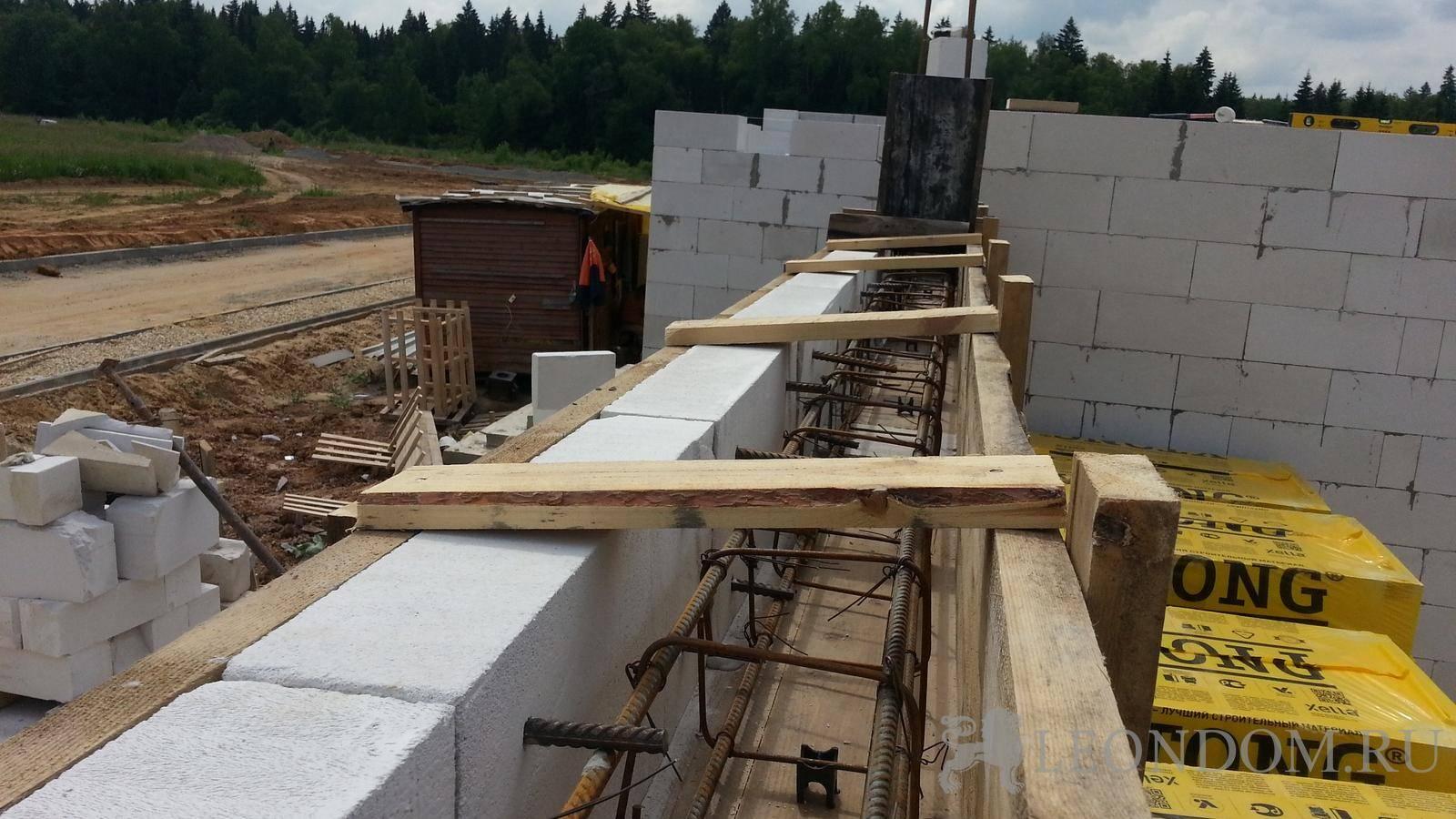 Как строить из газобетонных блоков? технология строительства из газобетона.