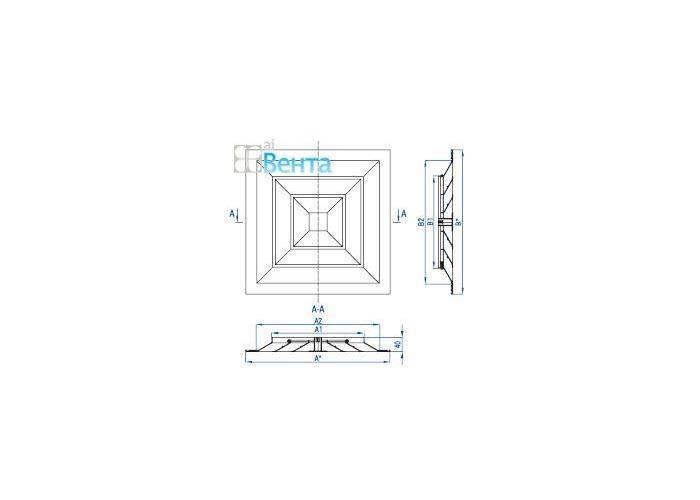 Как установить вентиляционную решетку | руки не крюки