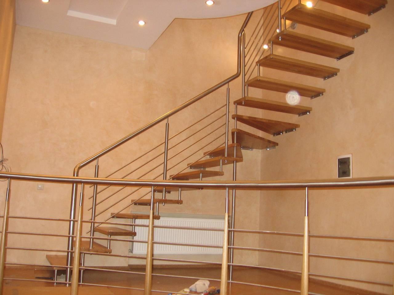 Лестница на второй этаж в частном доме – как сделать и подобрать дизайн самостоятельно