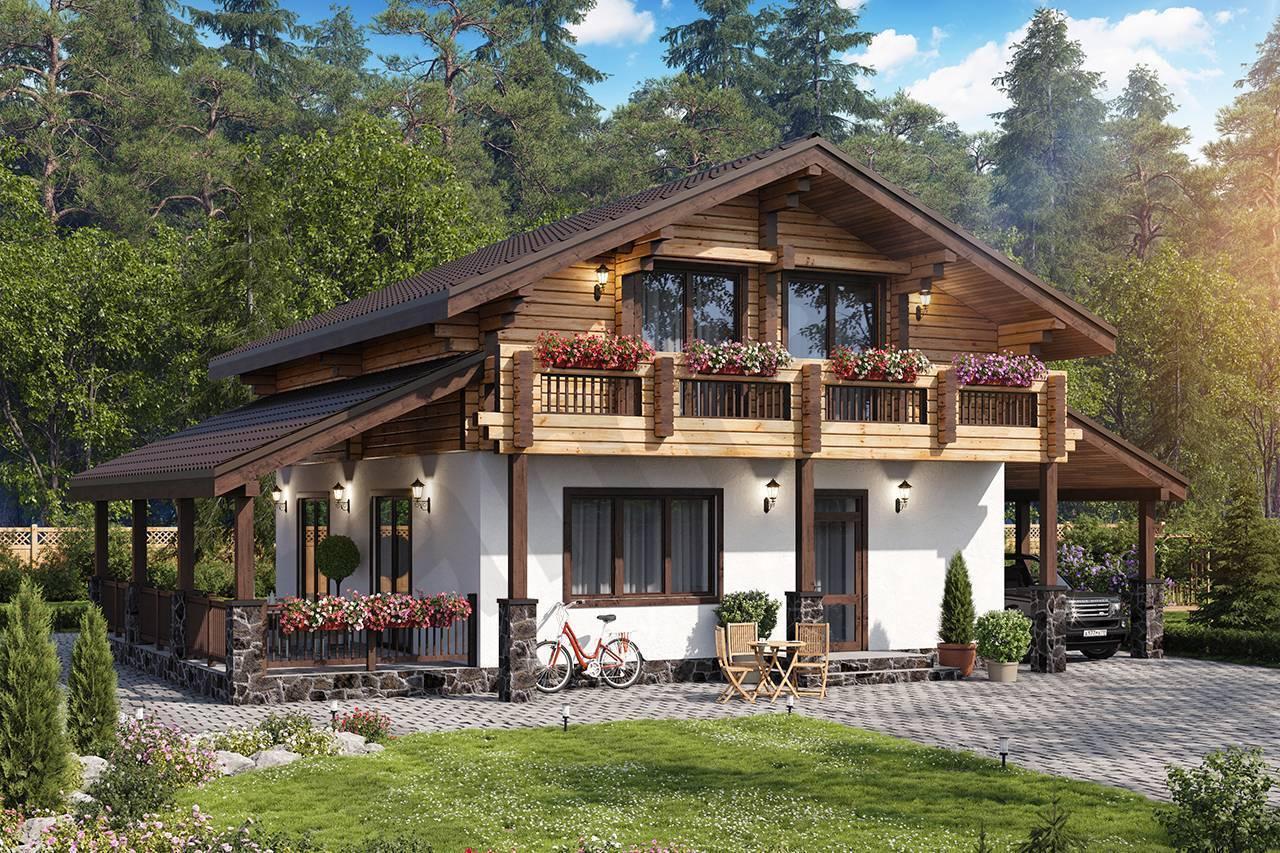 Дом шале. виды. плюсы и минусы домов в стиле шале. | строй сам