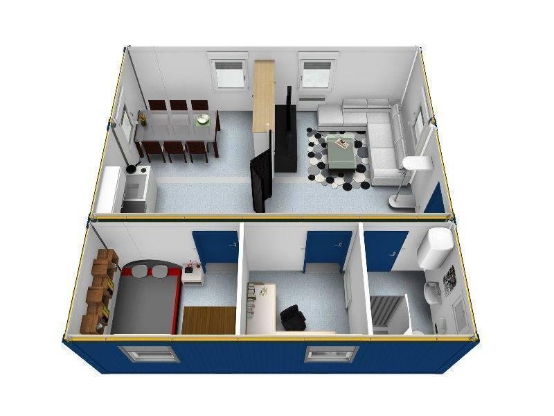 Современный модульный дом: советы по выбору и 55 фото-идей дизайна