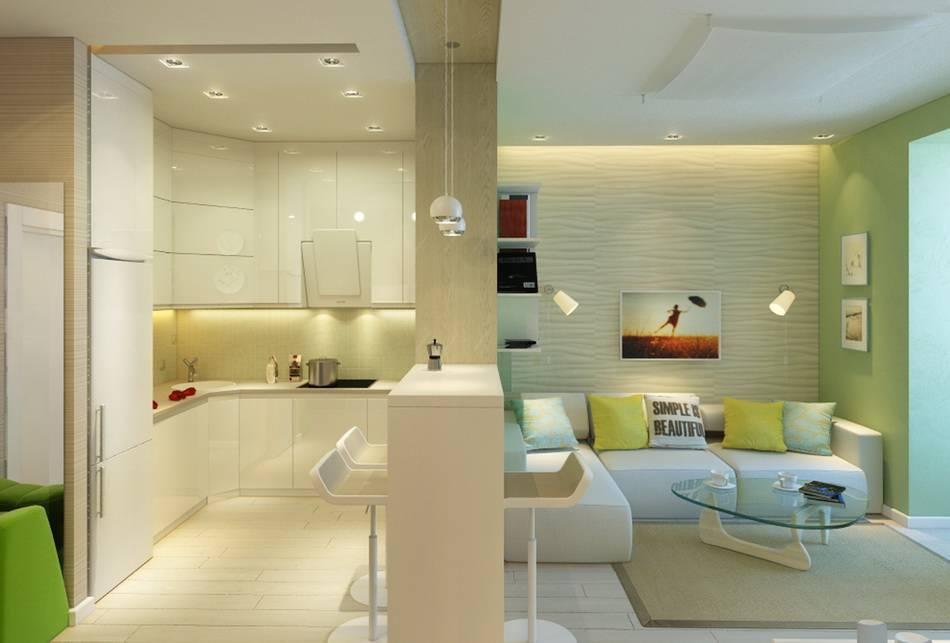 Зонируем правильно: 8 идеальных перегородок для квартир-студий