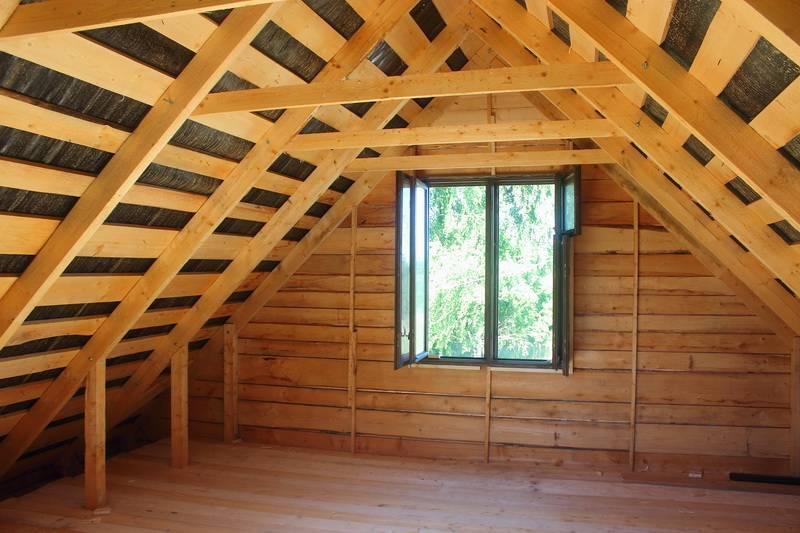 Как построить второй этаж частного дома — строим сами