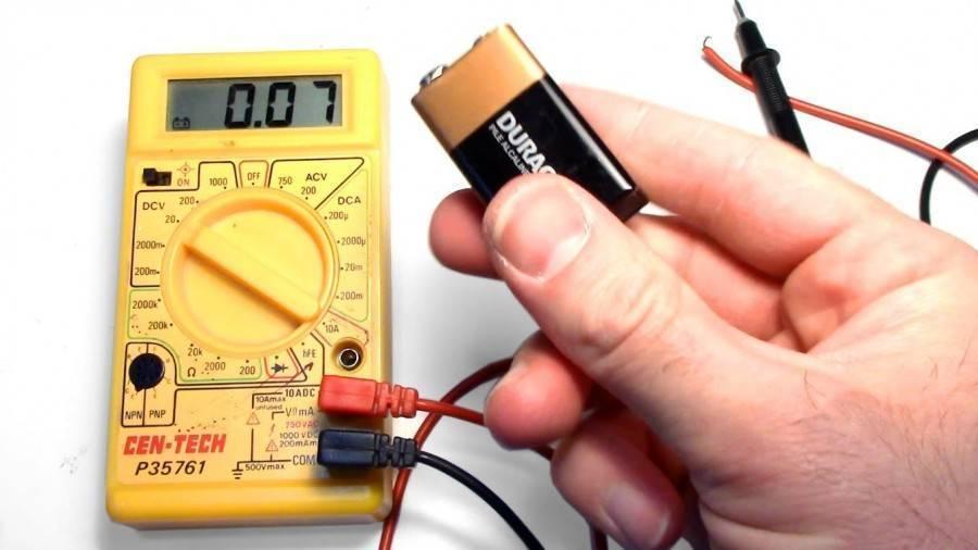 Ликбез – как пользоваться мультиметром и что им можно замерить