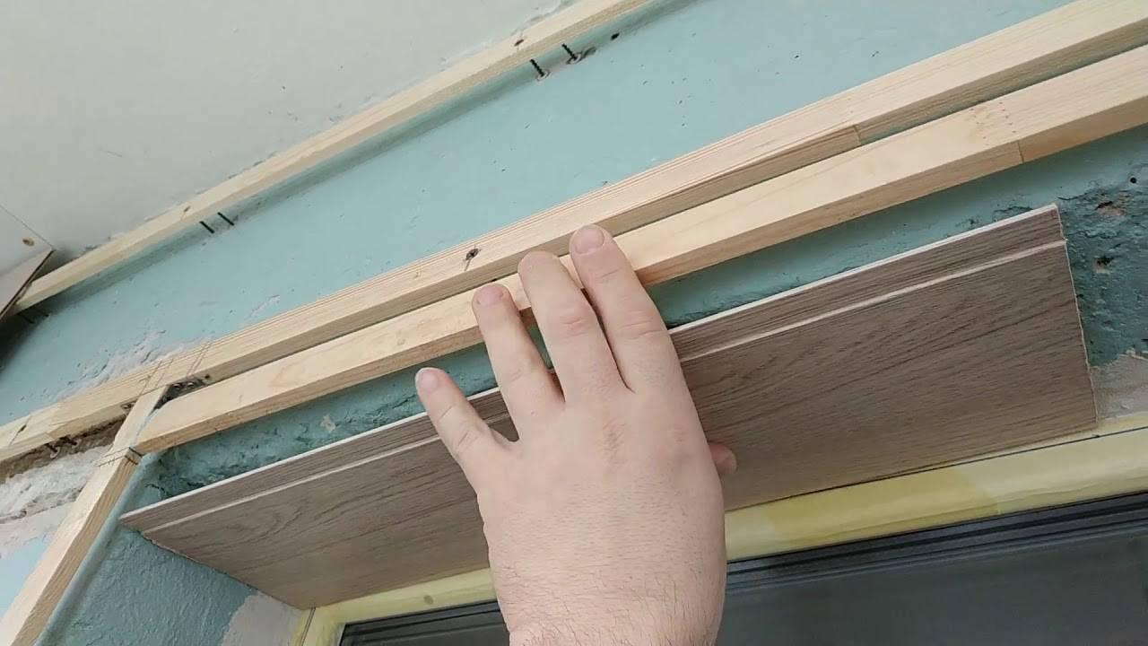Как обшить балкон вагонкой своими руками - пошаговая инструкция по монтажу!