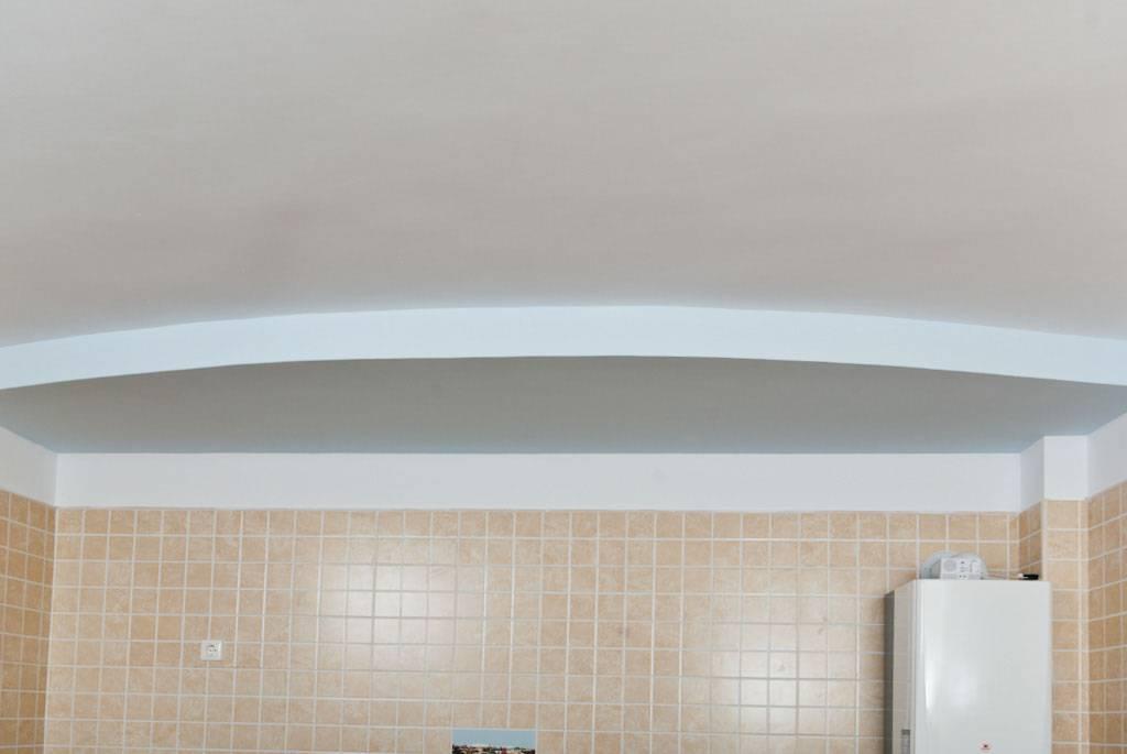 Как сделать потолки из гипсокартона на кухне своими руками