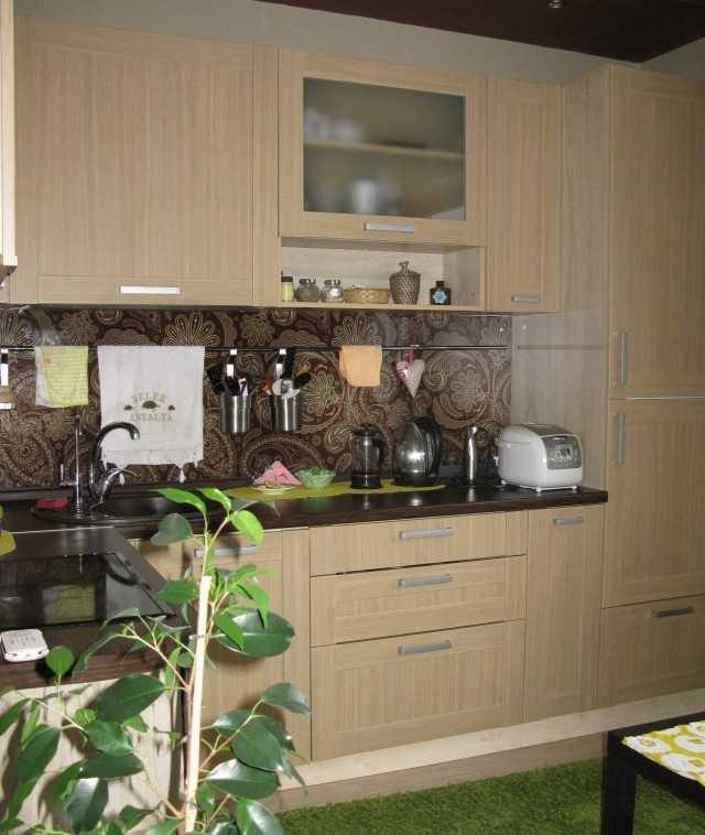 Кухня в хрущевке: практические советы по обустройству маленькой кухни (реальные фото)
