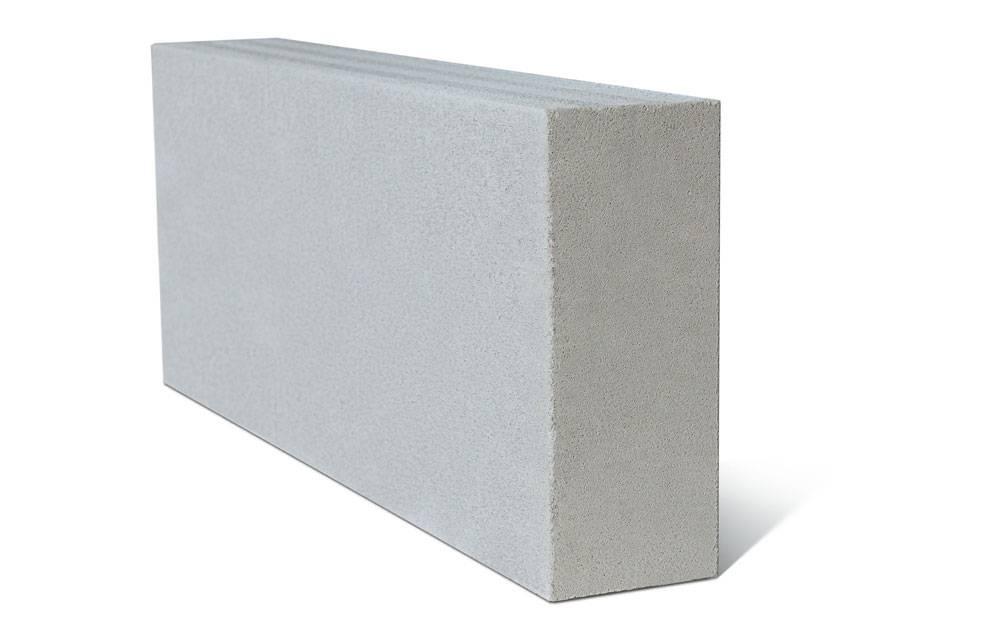 Характеристики ячеистых бетонных блоков
