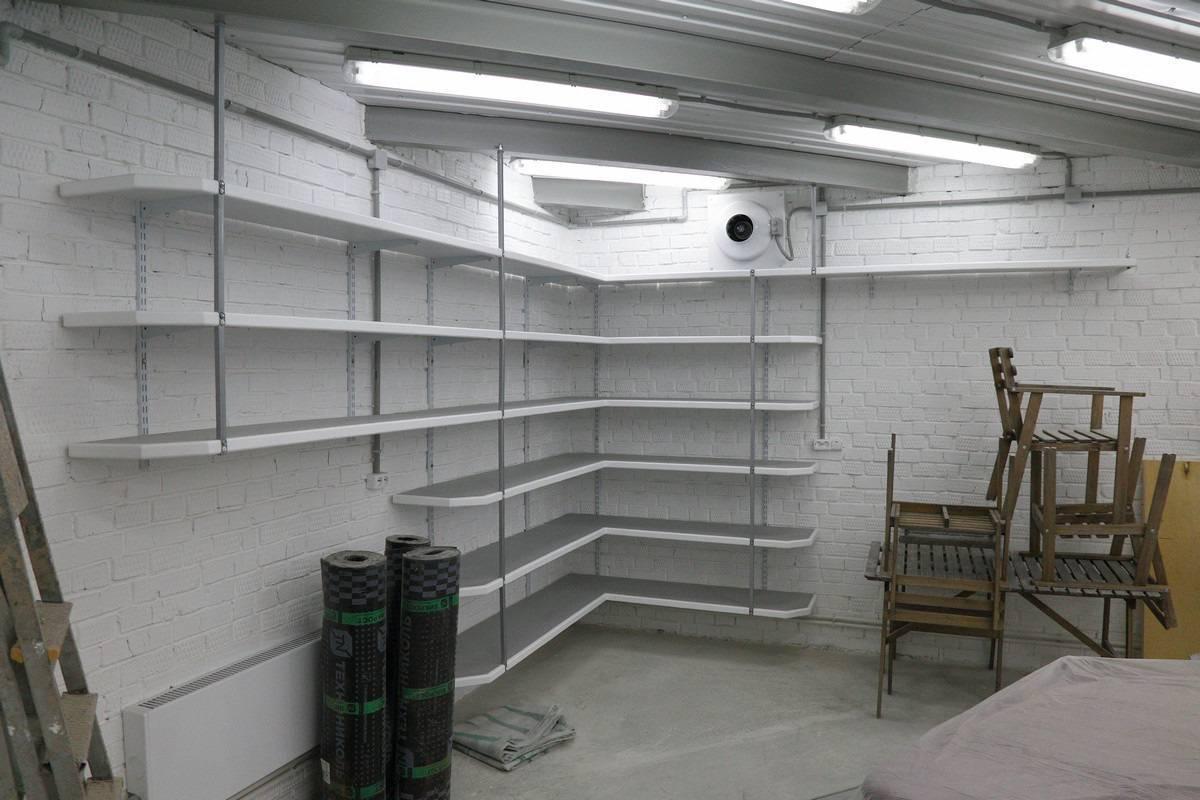 6 советов по выбору стеллажа в гараж | строительный блог вити петрова