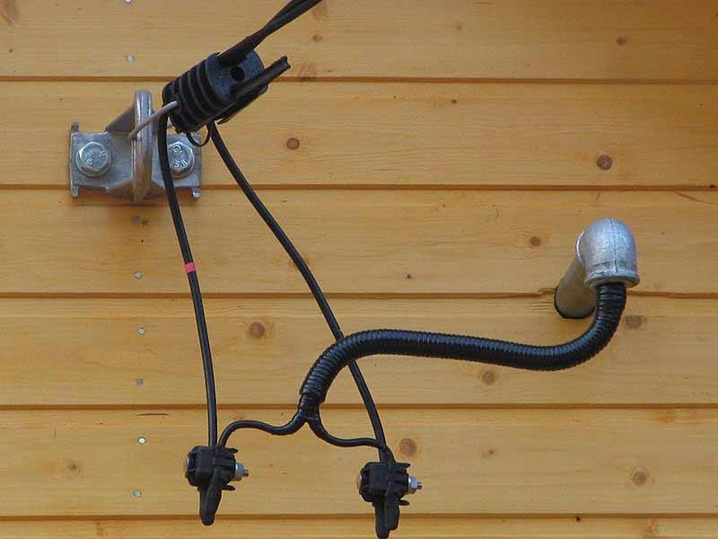 Ввод электричества в дом - 90 фото безопасной проводки электричества