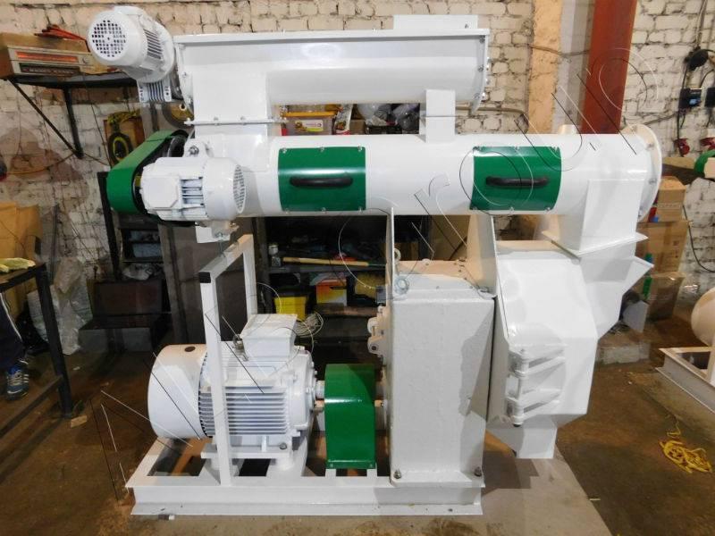 Производство пеллет: оборудование, технология изготовления топливных гранул