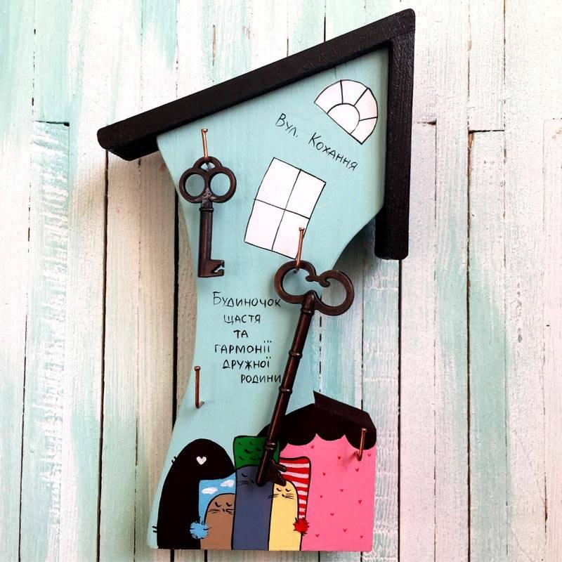 Ключница своими руками настенная — самые оригинальные идеи и варианты которые можно сделать своими руками, инструкции на фото!