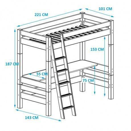 Как сделать двухъярусную кровать своими руками: схема, пошаговая инструкция и прочее + чертежи, фото и видео