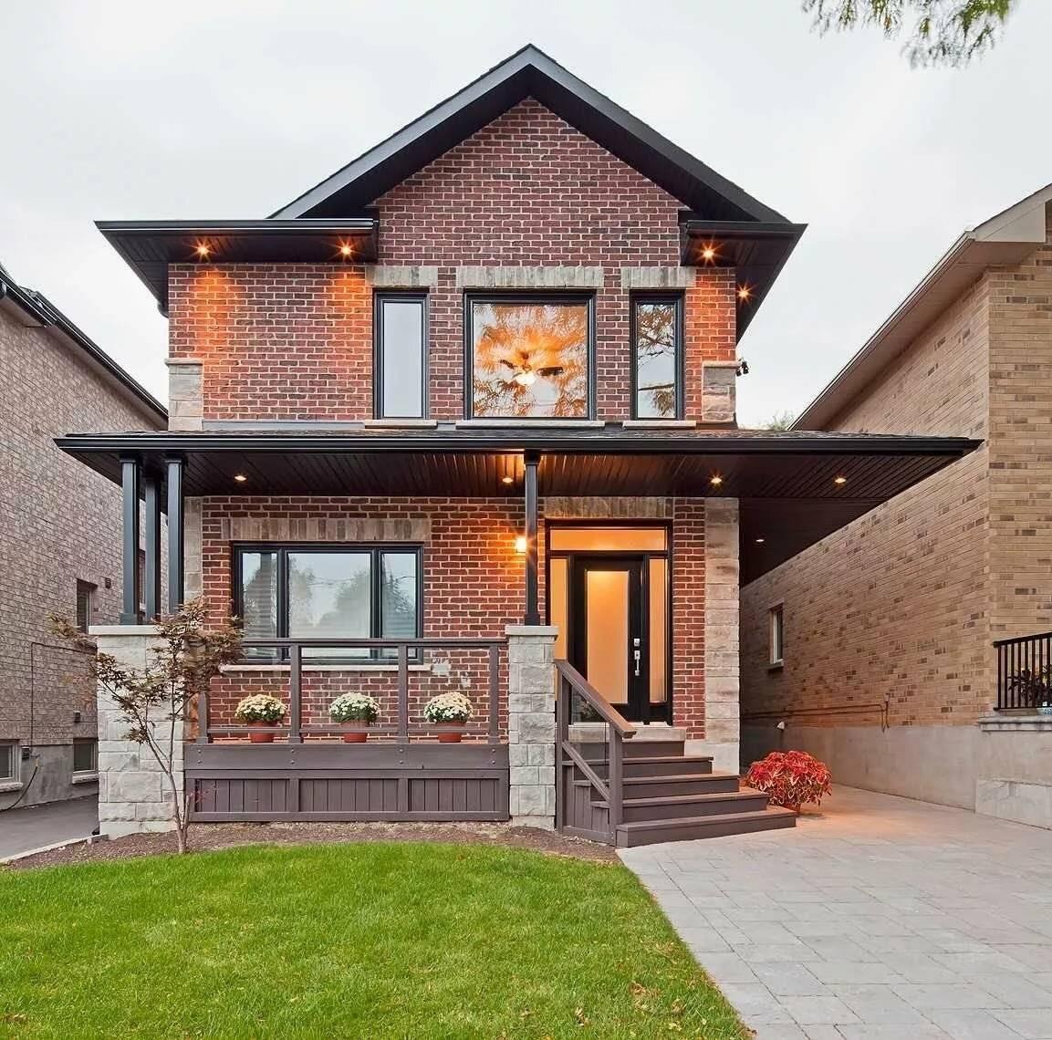 Красивые дома: фото внутри и снаружи, различные стили