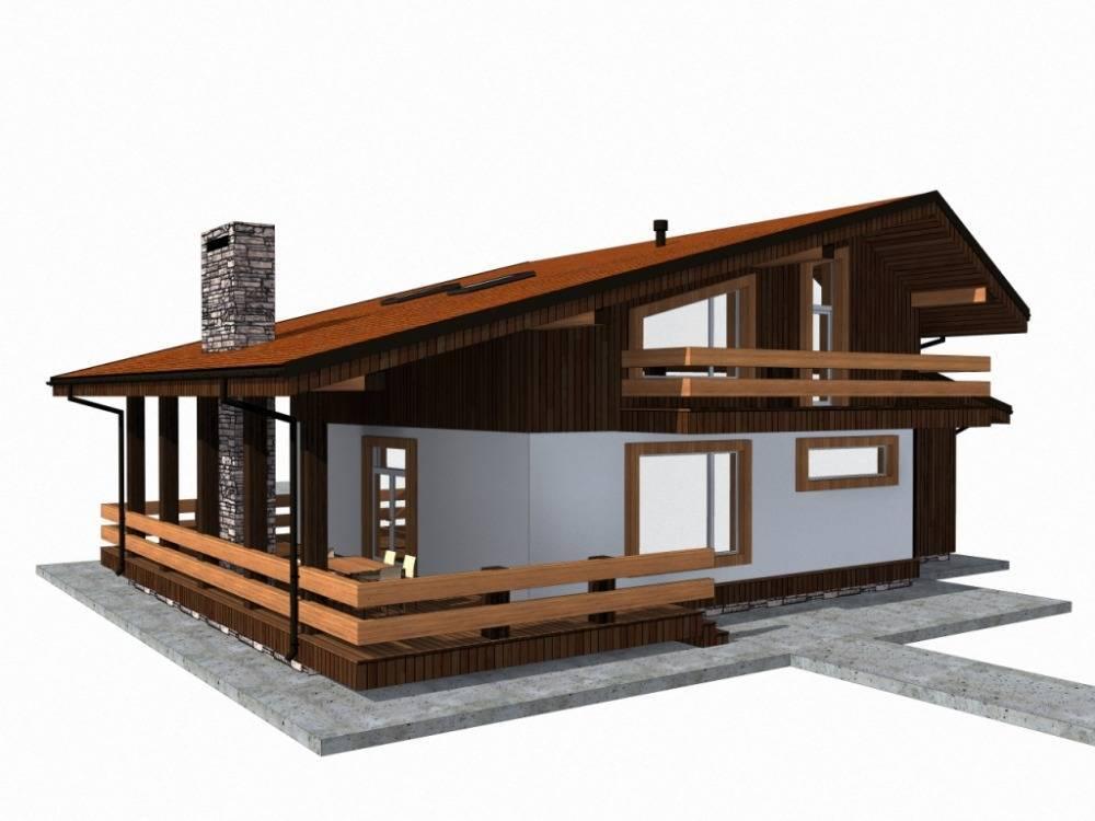 Проекты домов в стиле шале: 10 лучших проектов + инструкция по облицовке фасада