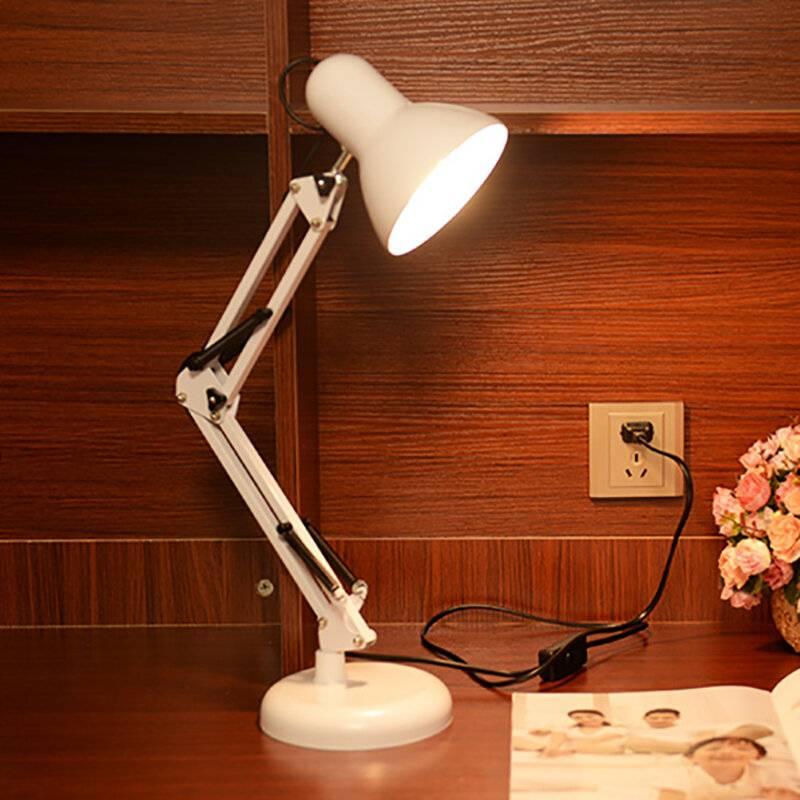 Настольные светодиодные лампы для рабочего стола: нюансы выбора