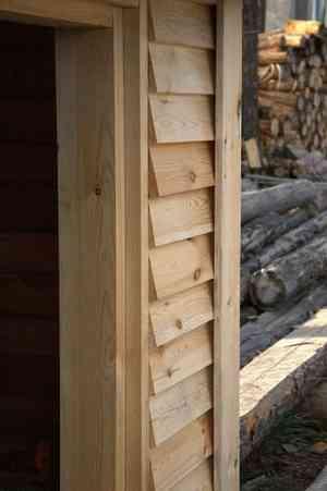 Как обшивать деревянный дом доской внахлест? обшивка дома доской внахлест своими руками обшить дом доской внахлест.