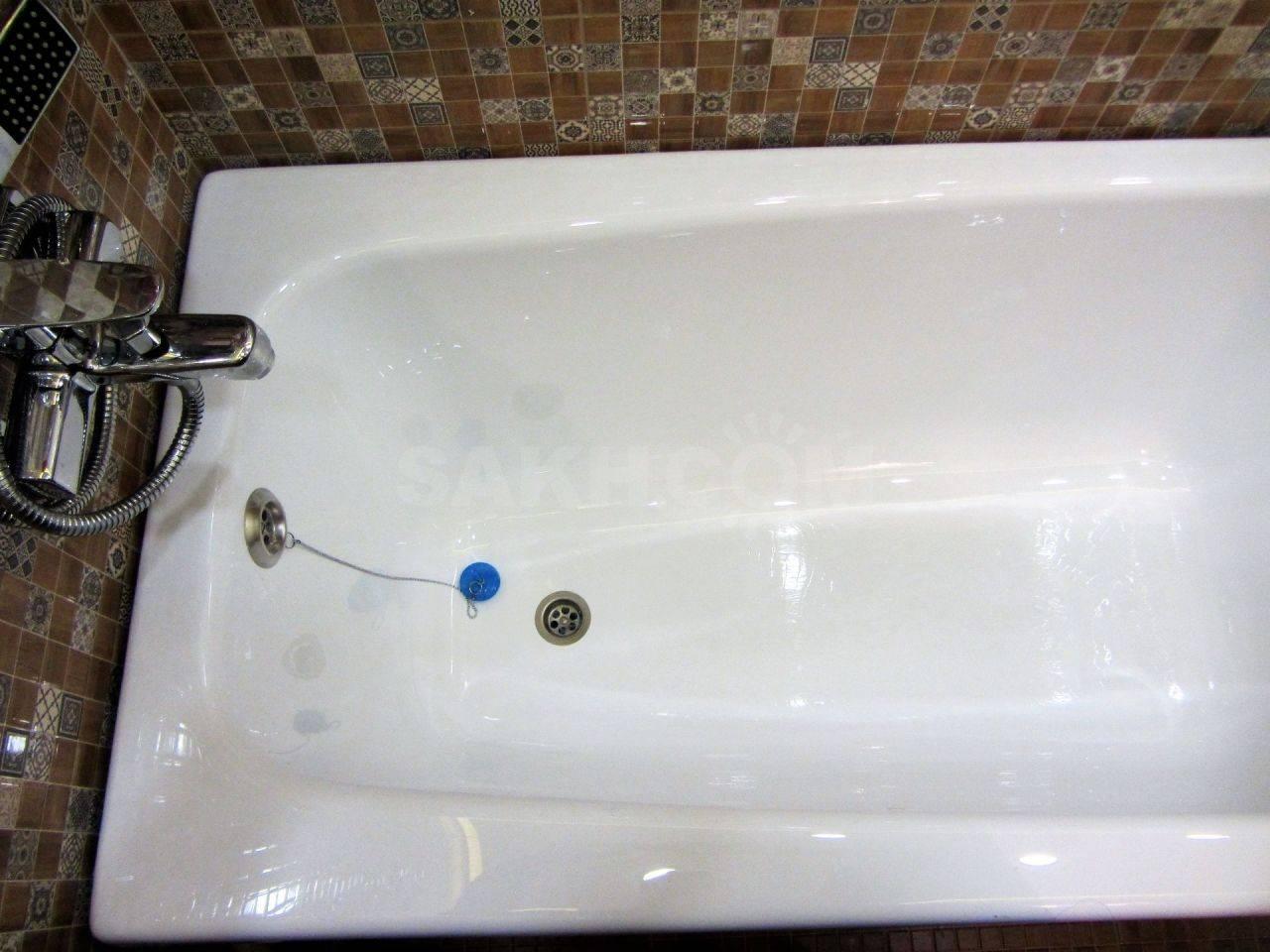 Акриловая вставка (акриловый вкладыш) в ванну технология ванна в ванну