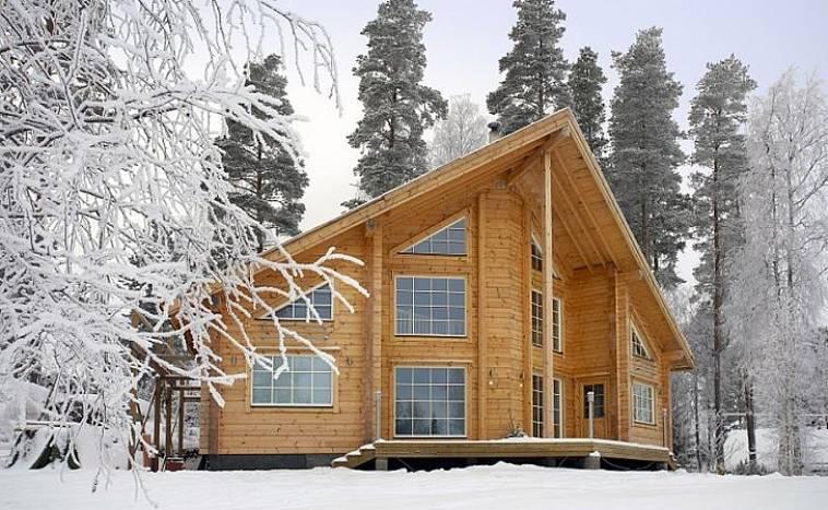 Из чего лучше строить дом для постоянного проживания - советы специалистов.