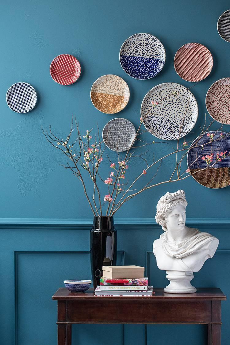 75 интересных идей декора стен: особенности, фото, видео