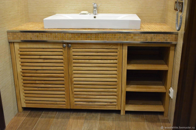 Столешница из гипсокартона в ванной: инструкция по изготовлению и облицовке, в ванную,как сделать столешницу в ванной под раковину, тумба,своими руками.