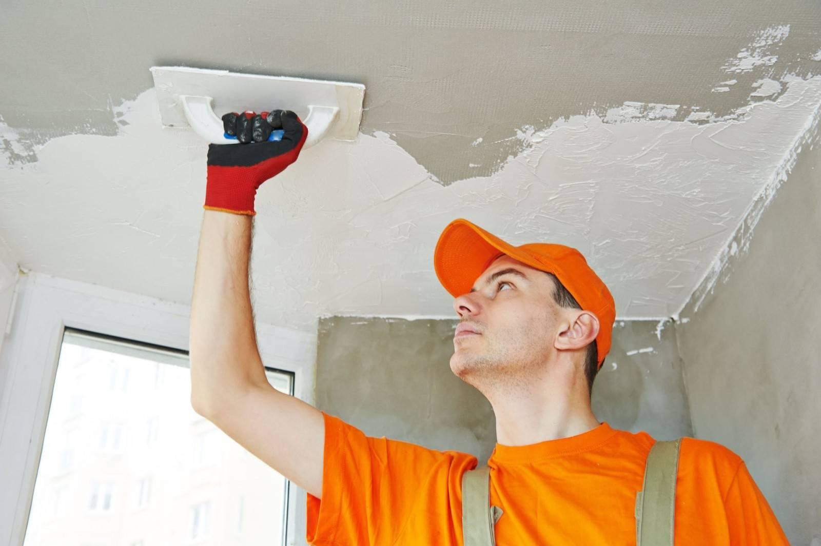 Как выровнять потолок своими руками? (34 фото)