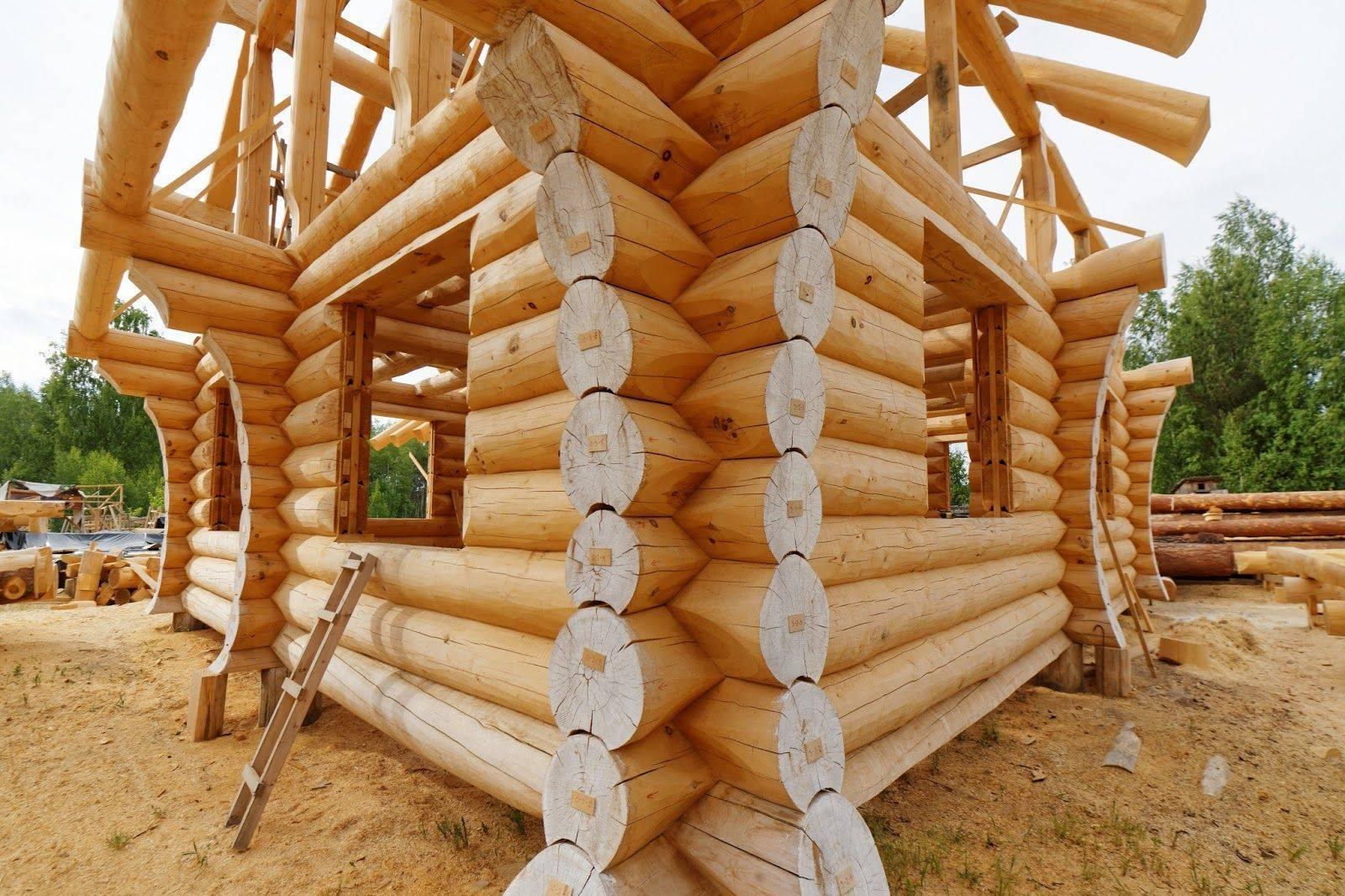 Дома из бревна, как построить качественное и теплое жилище, технология сборки бревенчатого сруба | ecodom.guru | деревянные дома | яндекс дзен