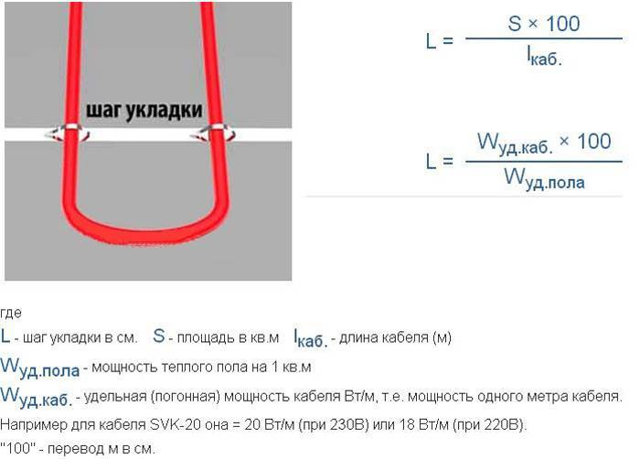 Как рассчитать теплый электрический пол не обращаясь к специалисту