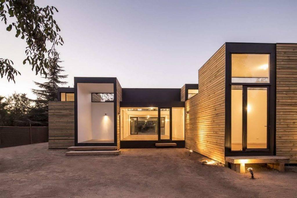 ????проекты домов в стиле хай-тек, черты функционального проектирования - блог о строительстве