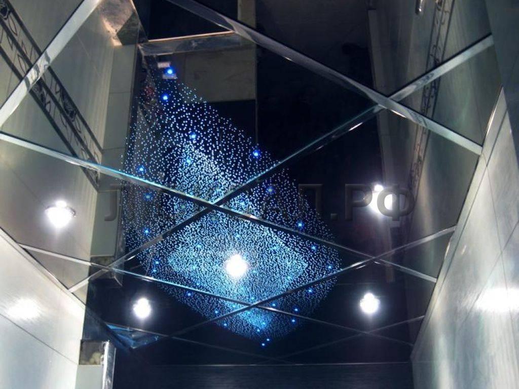 Стеклянные подвесные потолки своими руками: фото и видео пошаговая инструкция