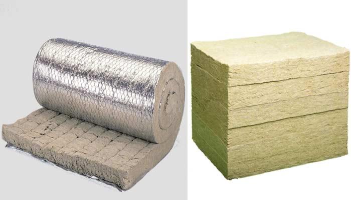 Разновидности и характеристики минеральной ваты