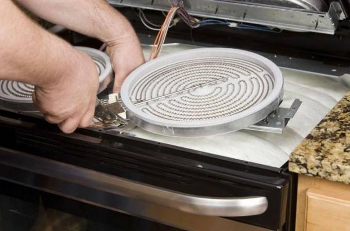 Основные неисправности и ремонт варочной панели своими руками