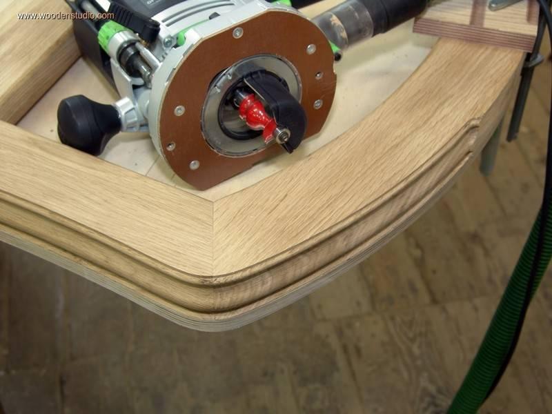 Уроки работы фрезером по дереву: нарезка шипов, выборка паза