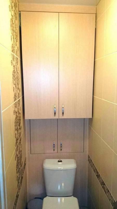 Дверцы в сантехнический шкаф в туалете - все о канализации
