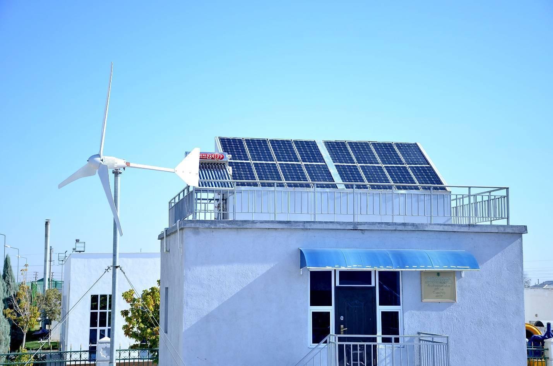 Собираем альтернативный источник энергии: лучшие идеи для частного дома