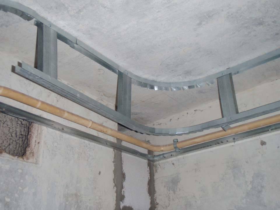 Двухуровневые потолки из гипсокартона с подсветкой (68 фото): двухуровневый потолок с освещением по периметру, двойные конструкции в интерьере