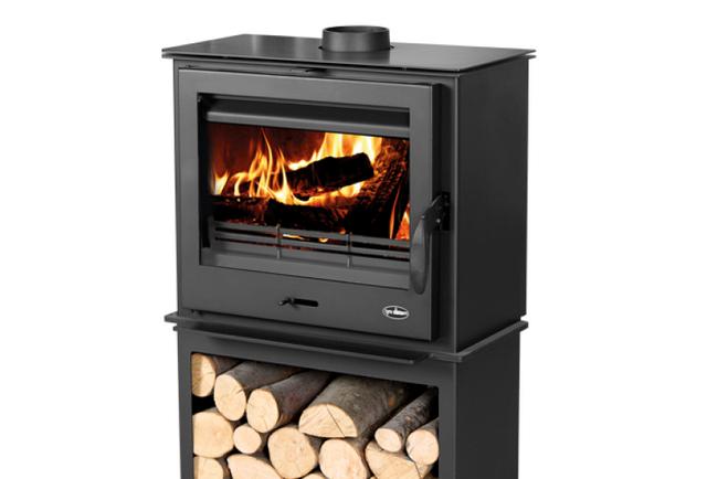 Чугунная печь-камин обычная и длительного горения: плюсы устройства
