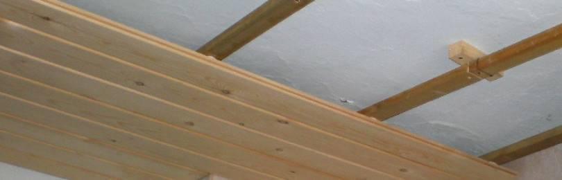 Как обшить балкон вагонкой своими руками: пошаговая инструкция с фото